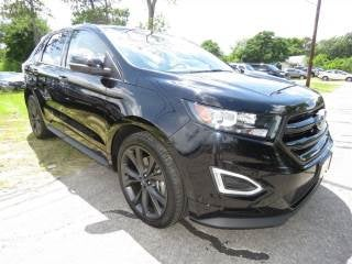 Ford Edge Awd Sport  L Ecoboost In Lumberton Nc Crossroads Ford Of