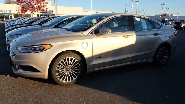 2018 Ford Fusion Energi Se In Lumberton Nc Crossroads Of